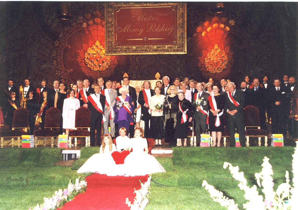 Gala I edycji Programu Mistrz Mowy Polskiej