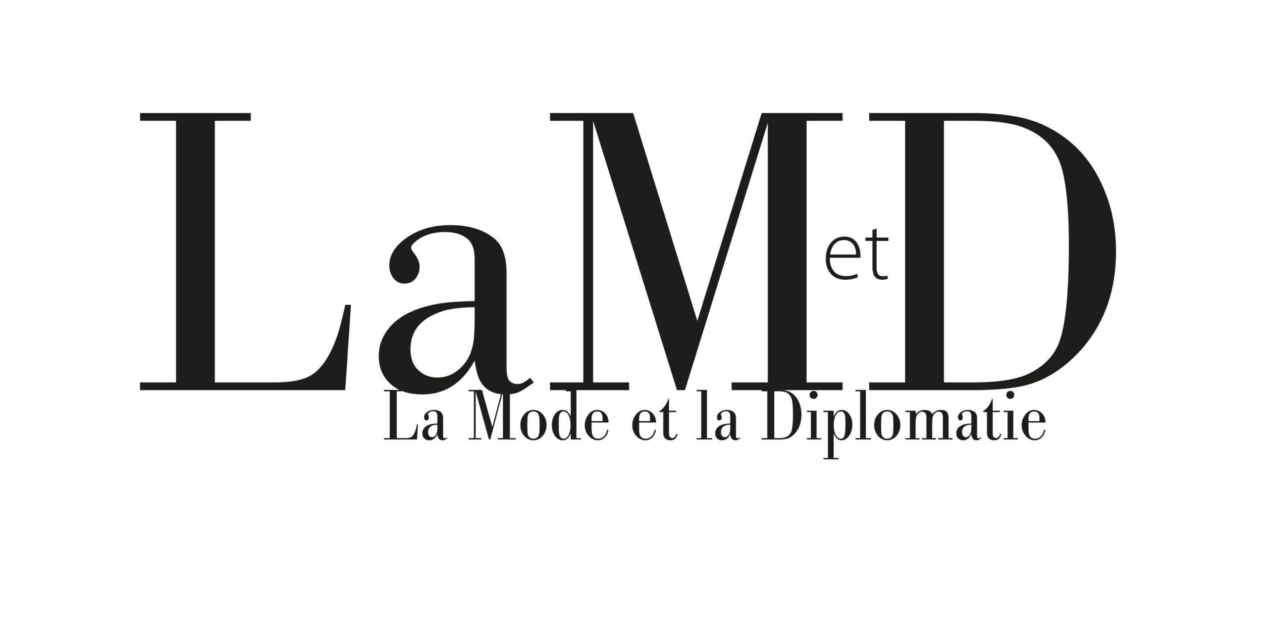 La Mode et la Diplomatie_LOGO_CZARNE22