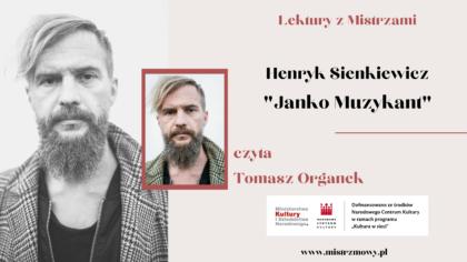 Henryk Sienkiewicz - Janko Muzykant